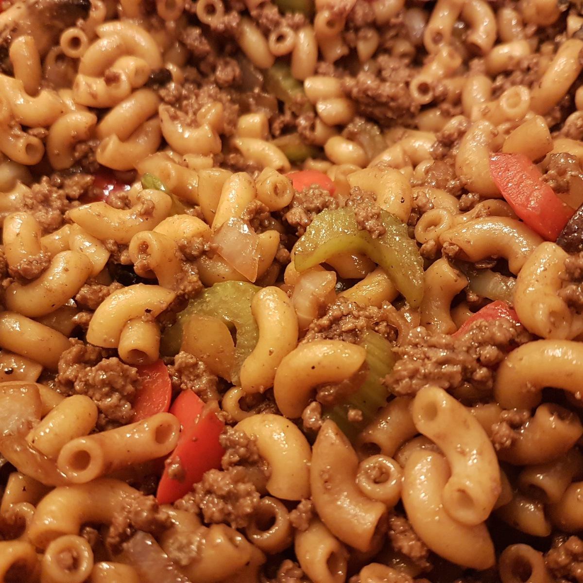 Macaroni Asiatique